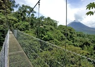 Circuito Costa Rica | Puente en el Parque Nacional Volcán de Arenal
