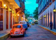 Circuito Costa Rica | Casco antiguo de Panamá Ciudad de noche