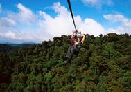 Circuito Costa Rica | Tirolina Canopy en el Parque Nacional Volcán de Arenal