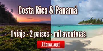 Viaje a Costa Rica | Combinado Costa Rica & Panamá
