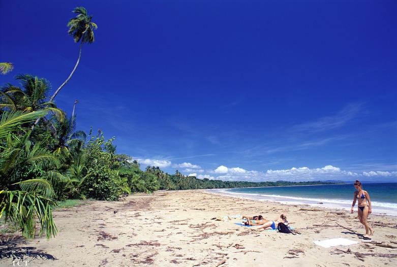 Costa Rica Turismo | Playa Caribe